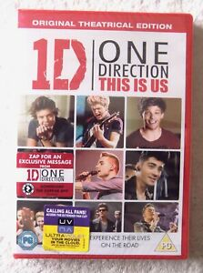 27180 DVD - One Direction This Is Us [NEW / SEALED]  2013  CDRB 1396UV