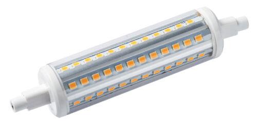 Warm White 3000k R7 LED Lamp 118mm 10 Watt NEW 360 degree in Cool White 6500k