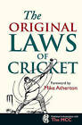 The Original Laws of Cricket by The Bodleian Library (Hardback, 2008)