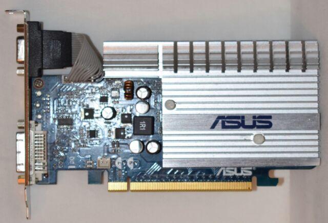 ASUSTeK COMPUTER NVIDIA GeForce 8400 GS EN8400GS SILENT P 512M EN8400GSSILENTP51