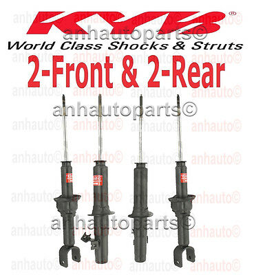 KYB 2 REAR SHOCKS STRUTS 92 93 94 95 HONDA CIVIC /& DEL SOL 93-96 98 97  341094
