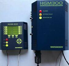 Bacharach Hgm300 And Rdm800 Refrigerant Leak Detector