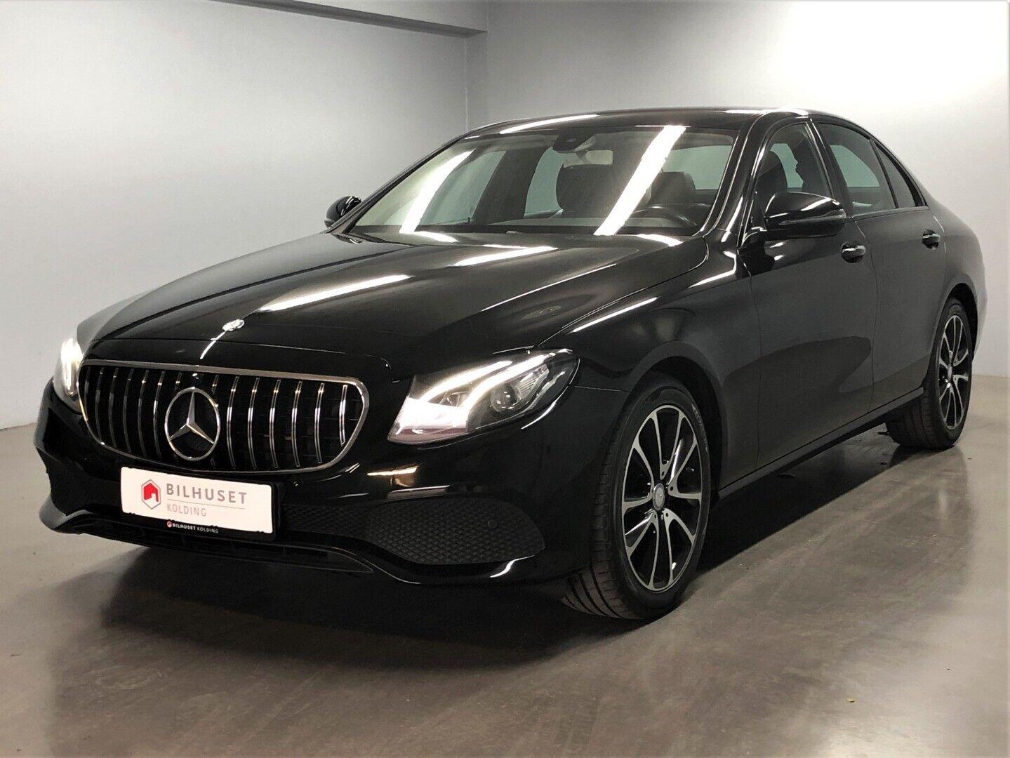 Mercedes E220 d 2,0 Avantgarde aut. 4d - 344.900 kr.