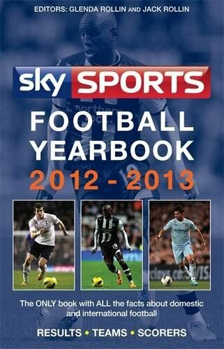 1 of 1 - Sky Sports Football Yearbook 2012-2013 by Rollin, Jack 0755363566 The Cheap Fast