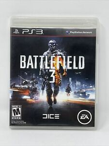 PS3 - Battlefield 3 (Sony PlayStation 3, 2011) Complete Game CIB & Tested