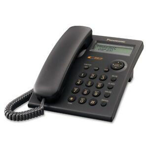 Panasonic-KX-TSC11B-Standard-Phone-Corded-Black-with-Caller-ID