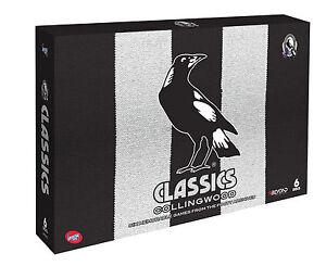 AFL-Classics-Collingwood-NEW-DVD-Region-4-Australia