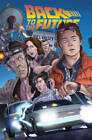 Back To The Future Untold Tales And Alternate Timelines by Erik Burnham, John Barber, Bob Gale (Paperback, 2016)