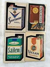 VINTAGE WACKY PACKAGES - CARD/STICKERS FROM THE 70'S --- FREE SHIPPING -- LOT #3