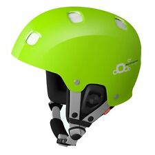 POC Receptor Bug Adjustable Green & White Size Medium / Large Helmet