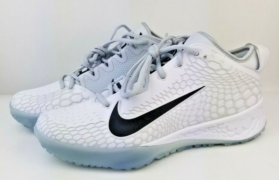 NIKE Force Force Force Zoom Trout 5 Turf Mens Ah3374-100 Trout 856 New No Box Size 8 c6d0e2