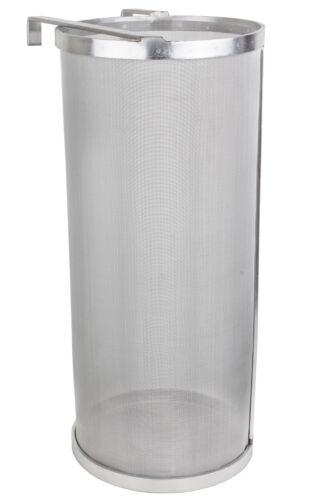 Beeketal Edelstahl Durchlass Filter Sieb Hopfenfilter Bierfilter Selbstbrauen