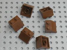 LEGO STAR WARS OldBrown slope brick ref 3039 / Set 7184 7126 4727 7186 7139 7128