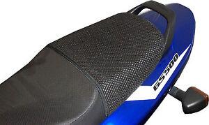SUZUKI-GS-500-F-2004-2013-TRIBOSEAT-ANTI-SLIP-PASSENGER-SEAT-COVER-ACCESSORY