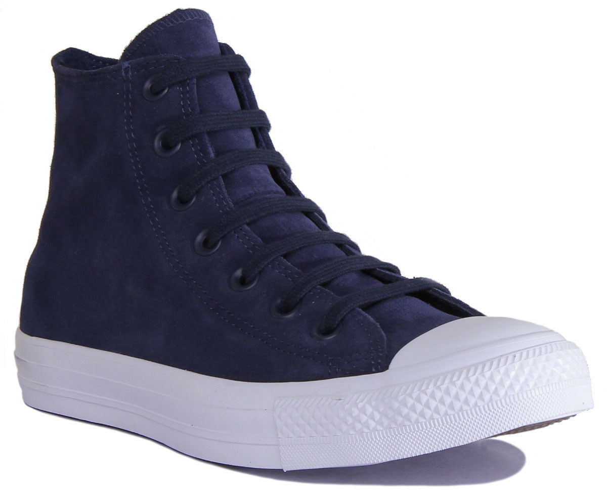 Converse Chuck Taylor Bll Star Womens High Top Suede TrainersSize 3 - 6