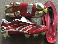 ADIDAS PREDATOR ABSOLUTE SG FOOTBALL BOOTS UK 7