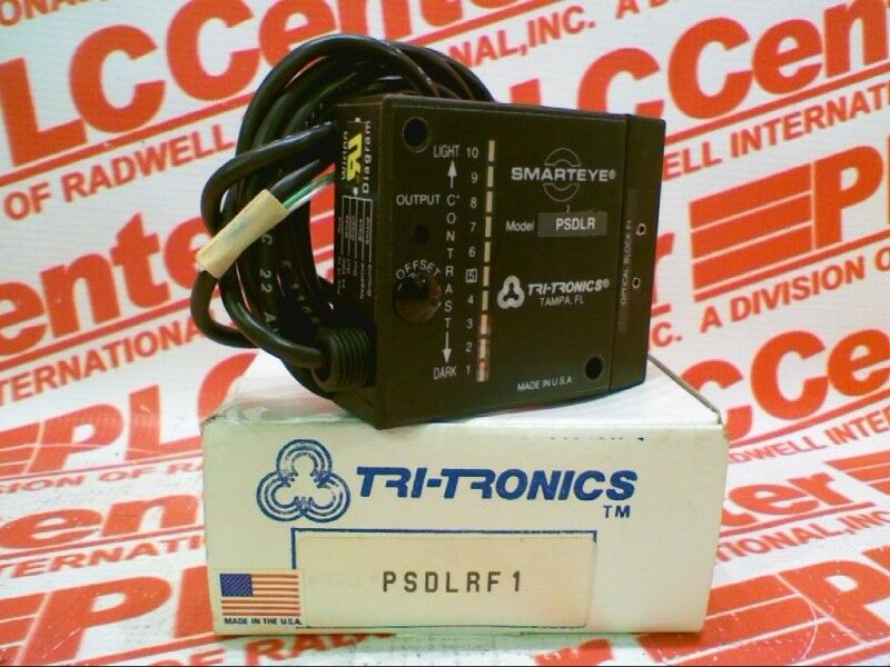 TRITRONICS PSDLRF1   PSDLRF1 (USED TESTED CLEANED)