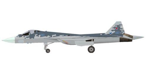 Herpa Wings 1:200 Sukhoi SU-T-50 Sukhoi 510blue Pixel 570732