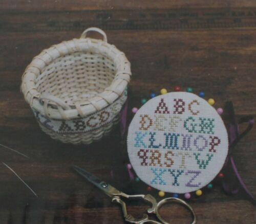 Round Toppers and Baskets Samplers and Such