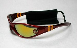 Read-Listing-Washington-Redskins-XL-LOGO-on-Sleek-Wrap-Sunglasses-2-Pc-set