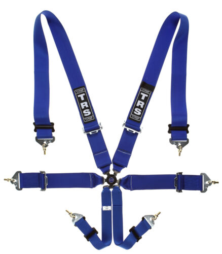 """seat Belts TRS 6 Point Magnum 2019 Competition Harness 3x3/"""" Harness"""