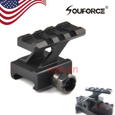 US Stock 3 Slots 20mm Picatinny Rail 30mm Riser Adapter Mount for Hunting