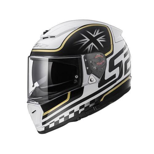 Casco Moto Integrale Ls2 ls2//103902212 Breacker Nero
