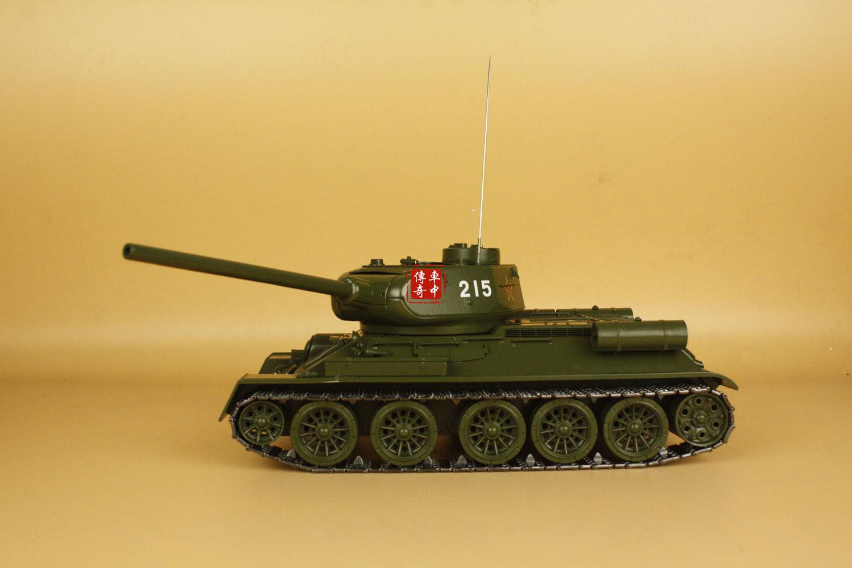 1 24 T34 main battle tank(34cm12.5cm22cm Includes barrel and antenna) antenna) antenna) f14e3c