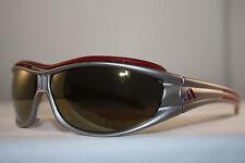 Adidas Evil Pro A127 Sonnenbrille Gr.S inkl.Etui NEU Rad Lauf Ski Brillen