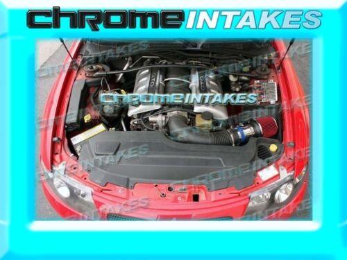 NEW 04 05 06 PONTIAC GTO G T O 5.7 5.7L//6.0 6.0L V8 AIR INTAKE INDUCTION KIT S