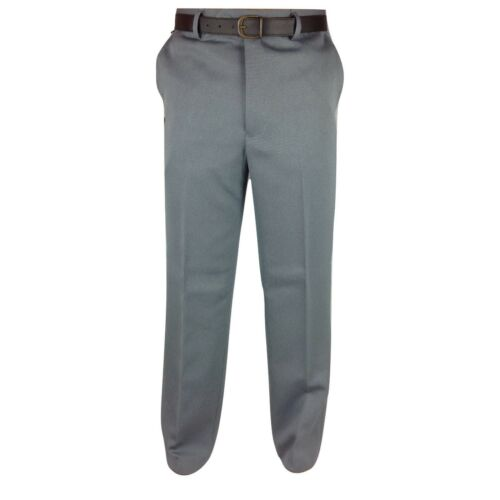 Mens Excellent Quality Heavy Cavalry Twill Thick Trousers by Carabou Waist 32-56
