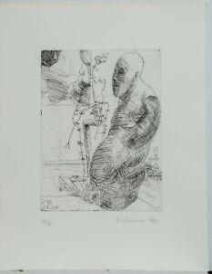Waldemar-Otto-Radierung-von-1989-Aufstand-der-Radierungen-1-handsigniert-30-Ex