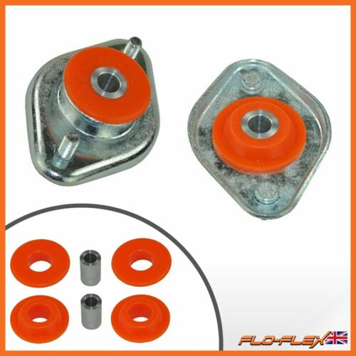 BMW E36 3 Series 12mm Rear Upper Shock Absorber Bushes in Poly Polyurethane