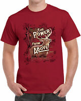 The Power From Above Deer Hunting Gear Sporting Goods T Shirt T-shirt Tee