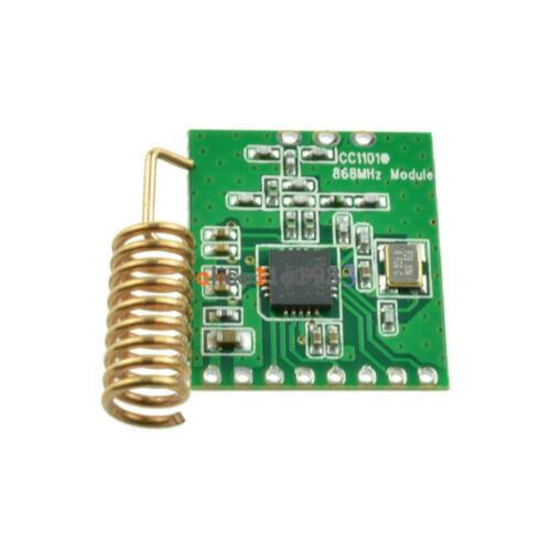 1//2//5PCS CC1101 Wireless Module Long Distance Transmission Antenna 868MHZ M115
