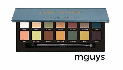 Ready to Ship! ANASTASIA ABH Eye Shadow Palette SUBCULTURE New Released SOLD OUT