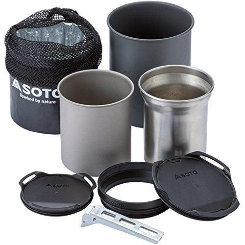 Soto Térmico Masa Cocina Combo SOD-521 con Seguimiento