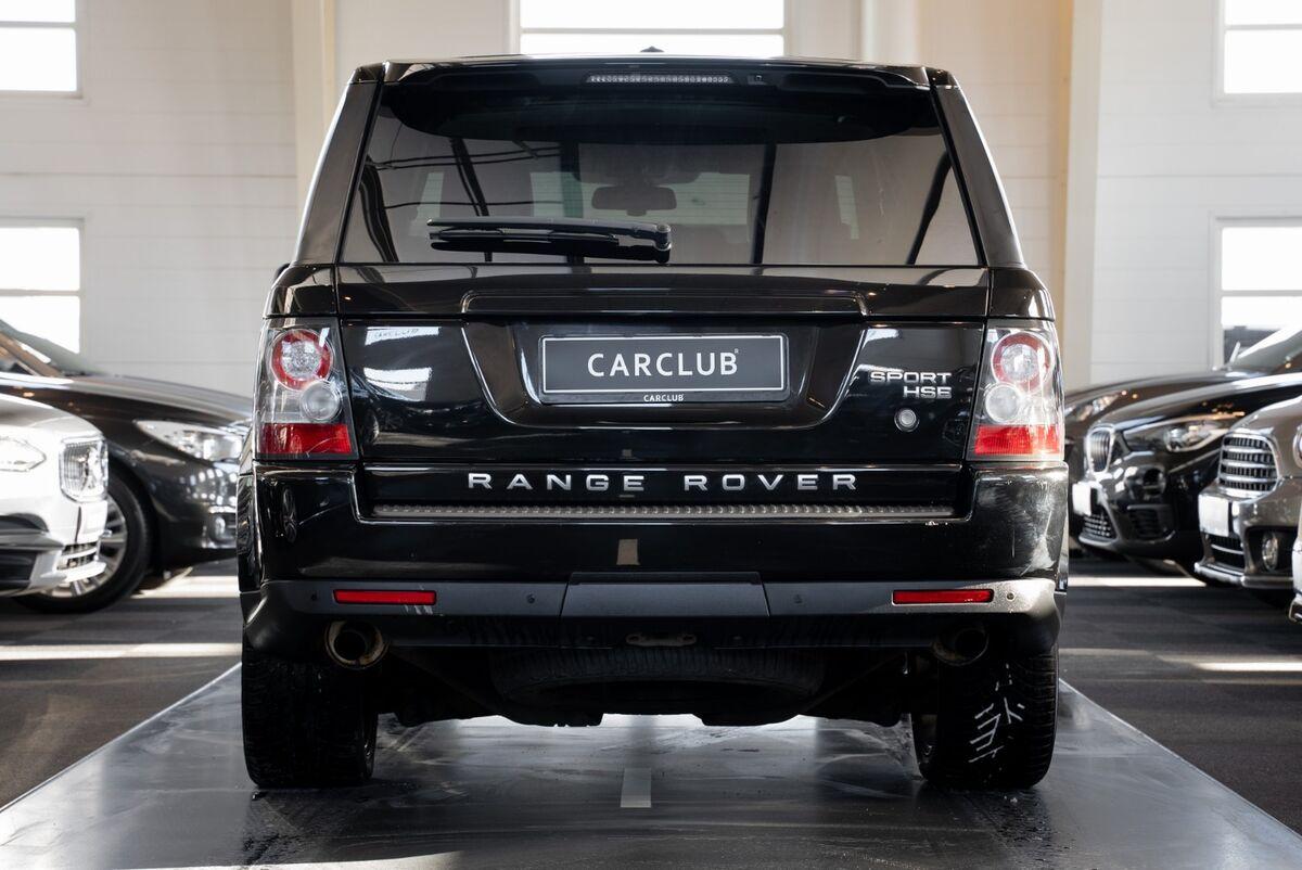 Land Rover Range Rover Sport TDV6 HSE aut.