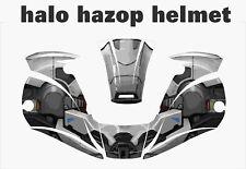 Miller Digital Elite 257213 Welding Helmet Decal Titanium 9400 1600 Halo Hazop