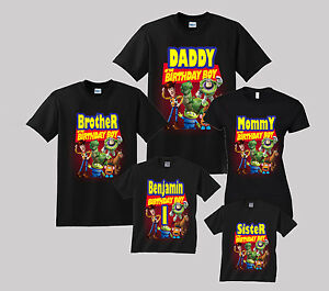 Image Is Loading Toy Story Birthday Shirt Personalized Custom T