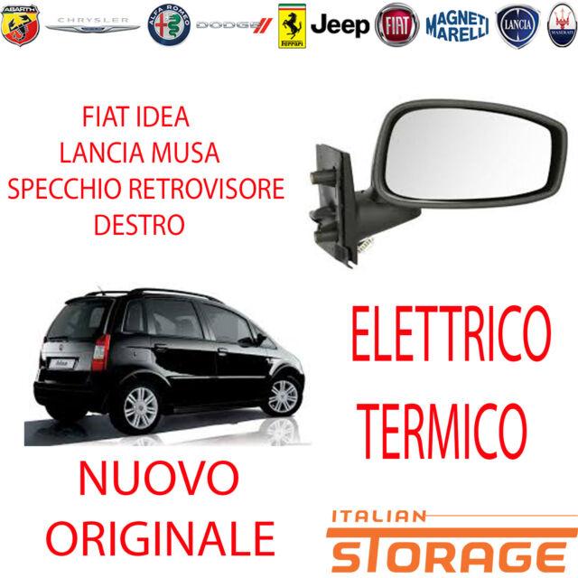Fiat Idea Lancia Musa Espejo Derecho Eléctrico Nuevo Original 735358819