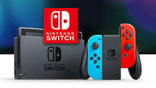 Nintendo Switch Red and Blue Console (ML1772)