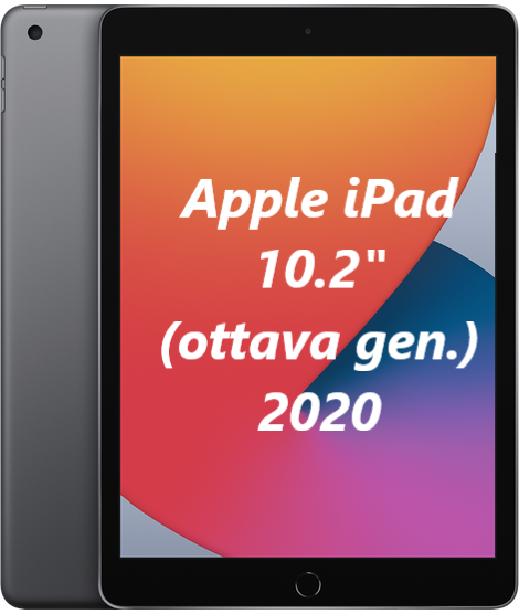 iPad: Apple iPad 2020 32GB Wi-Fi 10.2″ MYL92TY/A NUOVO ITALIA Tablet Space Grey 8gen.