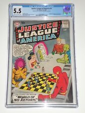 Justice League of America #1 (Oct-Nov 1960, DC)