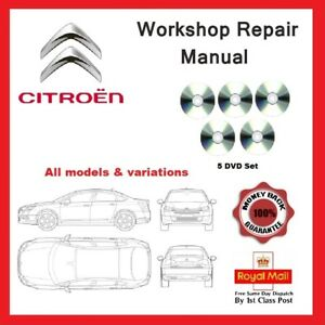citroen workshop service and repair manual all models and engine rh ebay ie citroen c4 workshop manual free download citroen c4 workshop manual free download