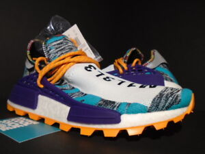 new york fe296 3e679 Details about ADIDAS SOLAR HU NMD PHARRELL MILELE MBELE AFRO PACK HUMAN  RACE R1 XR1 BB9528 10
