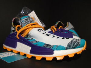 new york b33d0 f3258 Details about ADIDAS SOLAR HU NMD PHARRELL MILELE MBELE AFRO PACK HUMAN  RACE R1 XR1 BB9528 10
