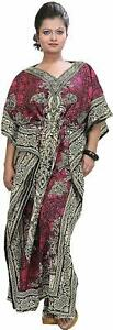 Long-Kaftan-Dress-Hippy-Boho-Maxi-Plus-Size-Women-Caftan-Tunic-Pink-Night-Gown
