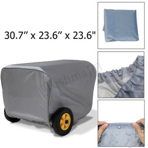 For-Champion-Generator-Portable-Weather-Resistant-Dustproof-Storage-Cover