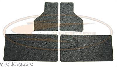 Bobcat Anti Slip Step Sticker Kit 7753 Adhesive Pad Skid Steer Loader Sand 4
